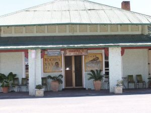 Shamrock Hotel - Greenethorpe - Northern Rivers Accommodation