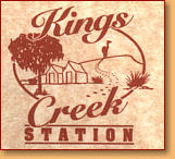 Kings Creek Station - Northern Rivers Accommodation