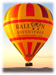Balloon Adventures Barossa Valley - Northern Rivers Accommodation