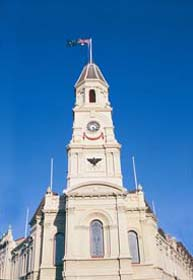 Fremantle Town Hall - Northern Rivers Accommodation