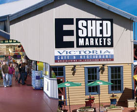 The E Shed Markets - Northern Rivers Accommodation