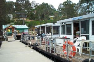 Clyde River Houseboats - Northern Rivers Accommodation