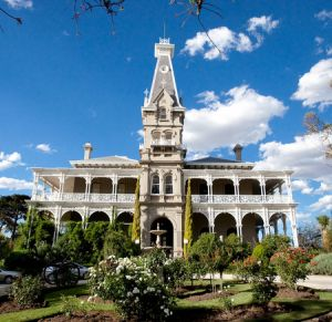 Rupertswood Mansion - Northern Rivers Accommodation