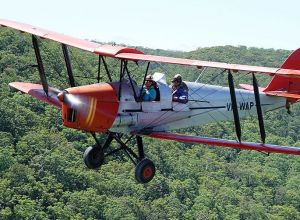 Tigermoth Joy Rides - Northern Rivers Accommodation