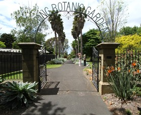 Friends of Geelong Botanic Gardens - Northern Rivers Accommodation