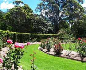Wollongong Botanic Garden - Northern Rivers Accommodation