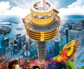 Sydney Tower Eye - Northern Rivers Accommodation