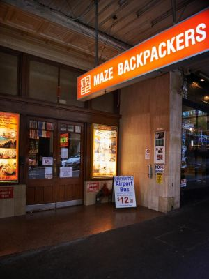 Maze Backpackers - Sydney - Northern Rivers Accommodation